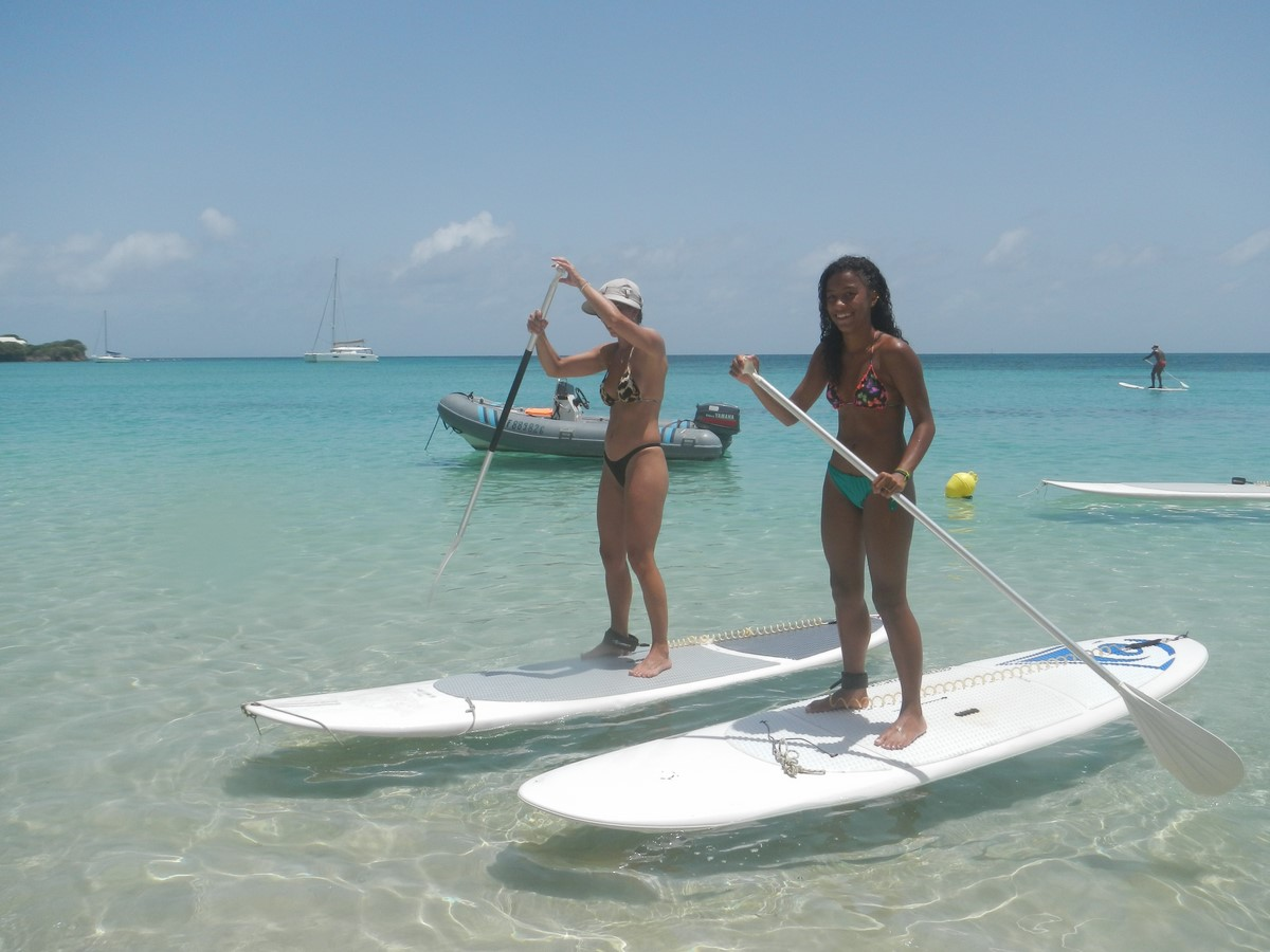 Stand Up Paddle Martinique