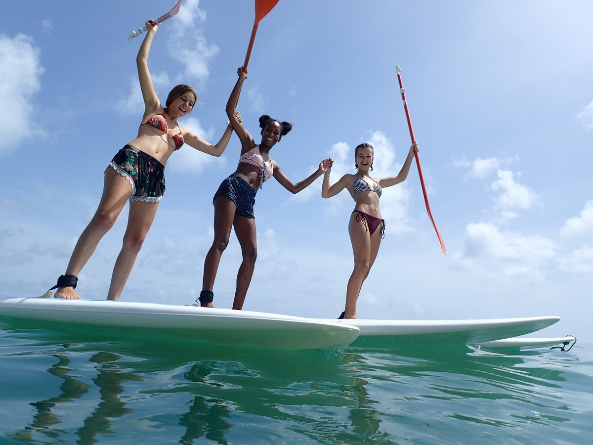 Sup in Salines