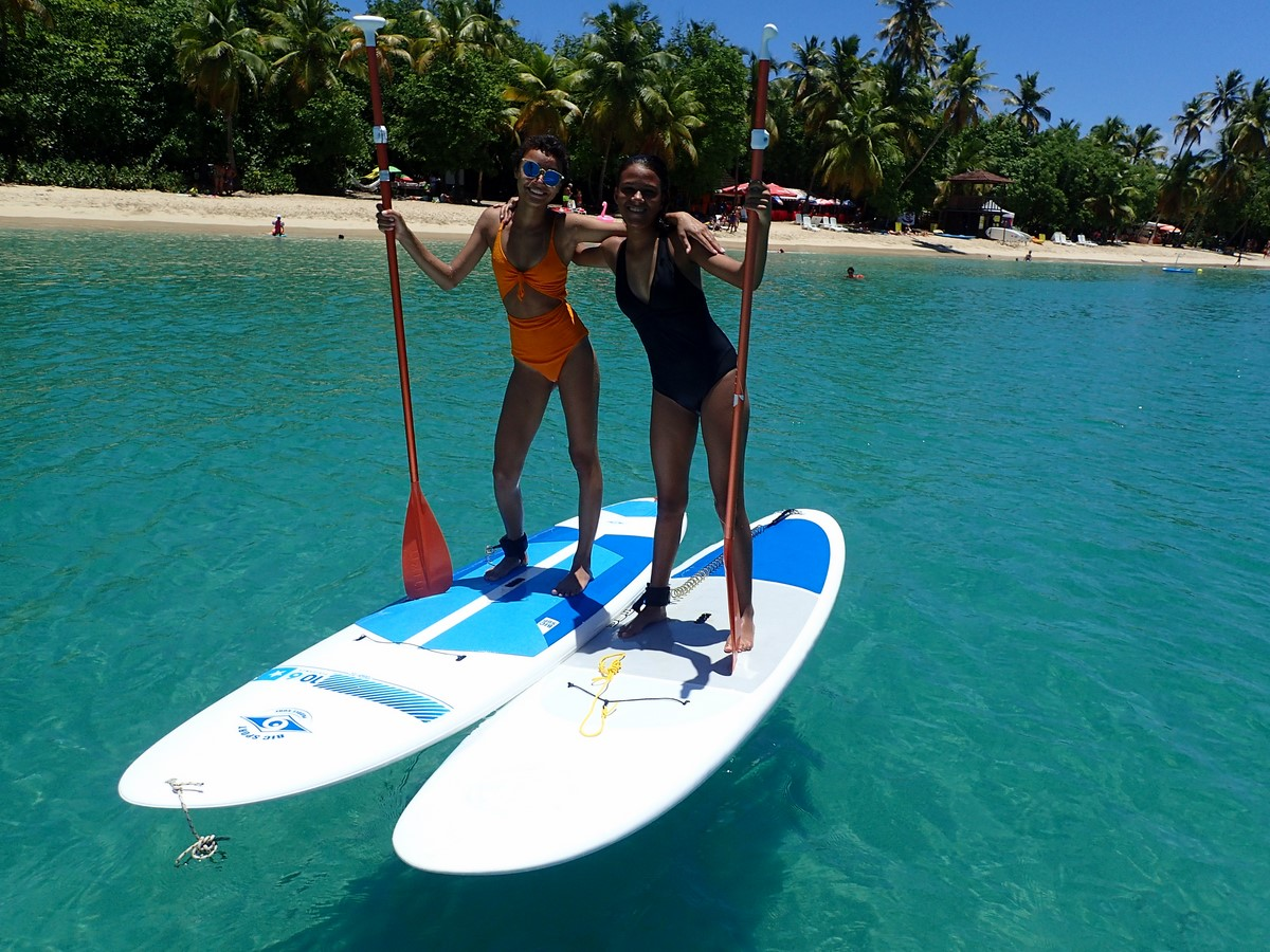 Stand Up Paddle - Les Salines